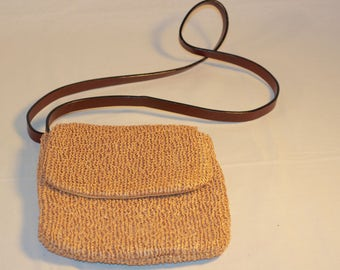 Hobo International Raffia Shoulder bag