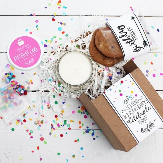 Mini Birthday Gift Box Send A Birthday By ConfettiGiftCompany