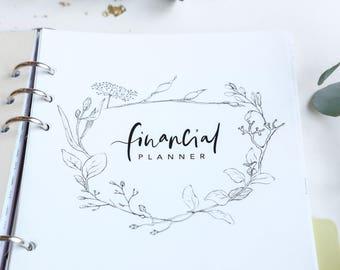 Financial Planner / Saving Tracker