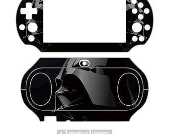 Playstation VITA 2000 (Ps Vita Slim) - Star Wars - DARTH VADER Edition Skin Kit