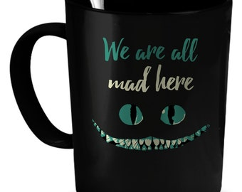 Mad Coffee Mug 11 oz. Perfect Gift for Your Dad, Mom, Boyfriend, Girlfriend, or Friend - Proudly Made in the USA! Mad gift