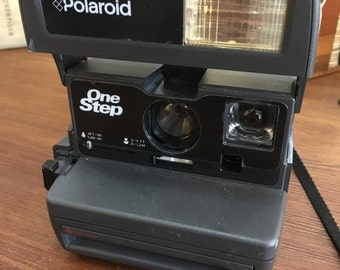 Vintage Polariod One Step Camera