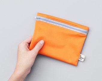 Reusable snack bag ~ way ~ Reusable snack zip bags