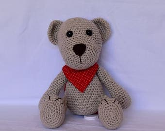 Musical Teddy bear