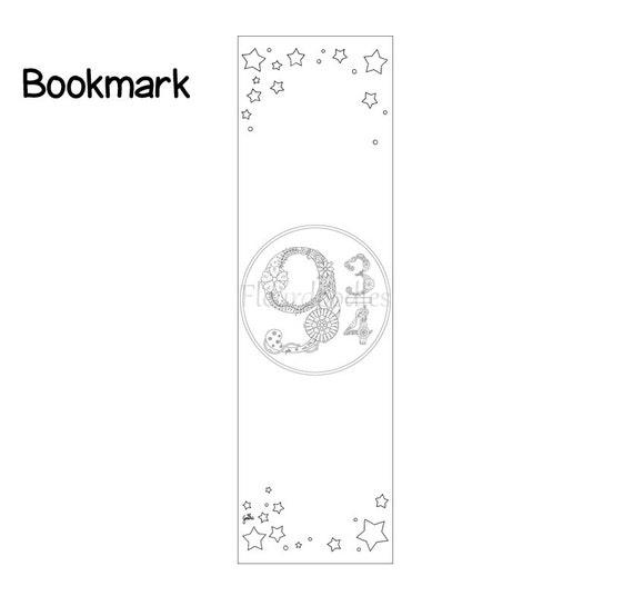 Lesezeichen 9 34 Harry Potter Bcher Malseiten ausdrucken