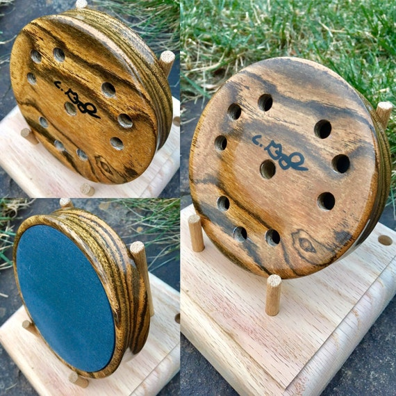 handmade turkey calls slate turkey call handmade bocote pot turkey call slate 2979