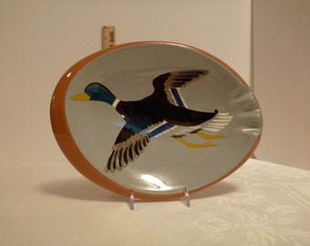 Stangl Duck Oval Ashtray #3926