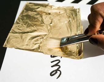 DIY KIT - Gold leaf