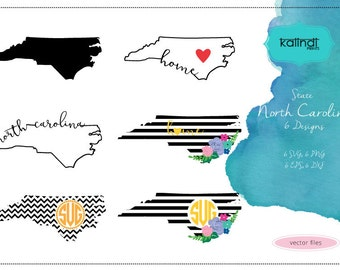 North Carolina state svg, NC vector file, North Carolina svg file, svg, North Carolina  state, North Carolina silhouette  ID#NC