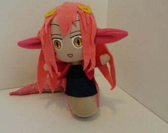 Miia (Monster Musume) Plushie