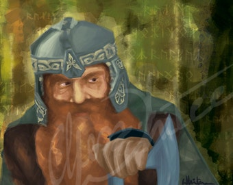 Gimli - The Lord of the Rings
