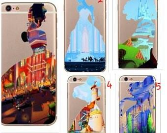 Disney pattern phonecase