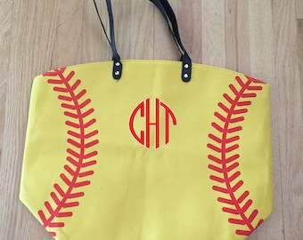 Softball bag/tote Personalized