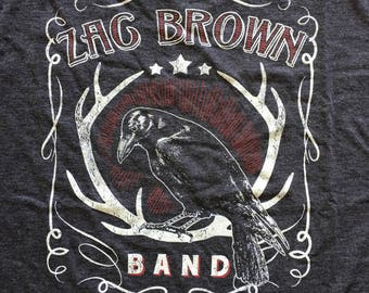 Zac Brown Band, baby romper, handmade baby clothes, baby bodysuit, custom baby clothes, trendy toddler clothes, country music, rock