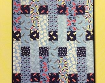 Gold Medal Quilt Pattern