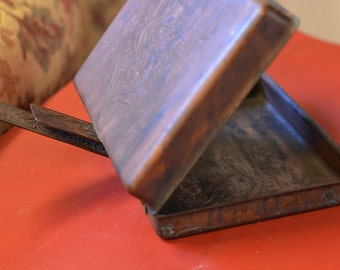 1920s Copper Silent Buttler