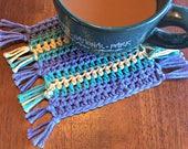 Crochet Coasters PATTERN ...
