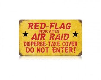 Red Flag Air Raid