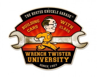 Wrench Twisters