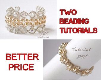 Beading Patterns/Jewelry Patterns/Bracelet Patterns/Peyote Patterns/Beading Tutorials/Jewelry Tutorials/Seed Bead Patterns/Beaded Bracelets