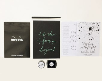 Modern Calligraphy Kit | Modern Calligraphy Starter Kit | Modern Calligraphy Beginner Kit