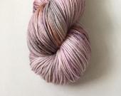 Sock Hand Dyed Australian 80/20 Merino Nylon Revelry Sock 4 ply fingering knitting yarn Dusky Grasswren