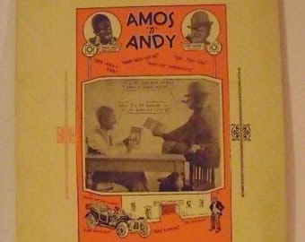 Amos and Andy School Tablet