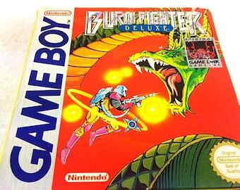 Burai Fighter - Nintendo - Game Boy