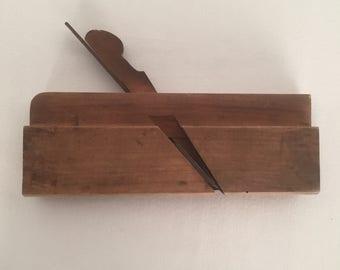 Sale! Antique Wooden Molding/Moulding Plane