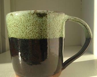 sea monster mug