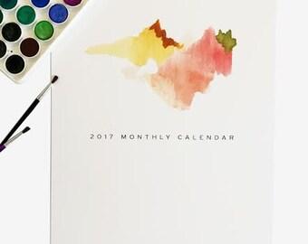 Getting Artsy 2017 Wall Calendar