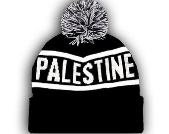 Purasati Palestine Beanie