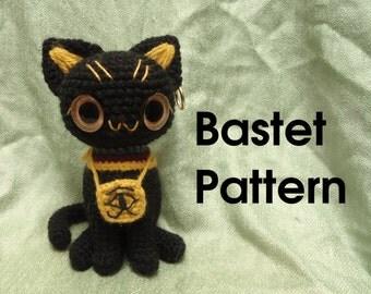 Bastet crochet pattern