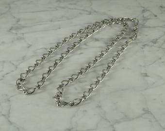 "30"" Sterling Silver Neck Chain"