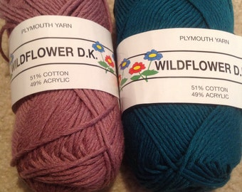 Plymouth Wildflower DK