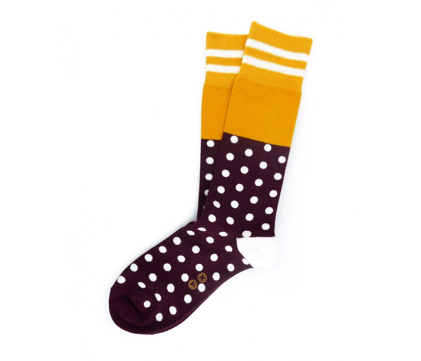 Dress Socks Take your dress sock game to the next level with our colorful socks. From stripes to lightning bolts to petite mustaches, our collection of men's socks .