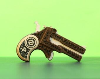 Engraved Derringer