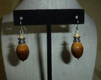 Acorn Earrings #45