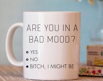 Funny Coffee Mug - Coffee Mug For Her - Funny Mug - Ceramic Coffee Cup - Mugs with Sayings