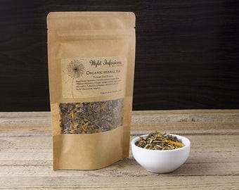 Tummy Tea / Organic / Loose Leaf / Natural Digestive Aid /