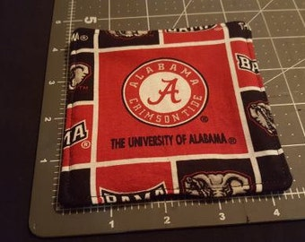 Alabama Crimson Tide Coaster Set