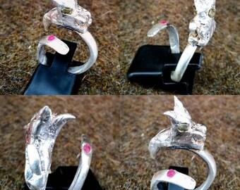 "Ring ""little dragon"""