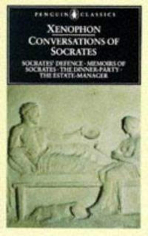 Conversations of Socrates (Penguin Classics)