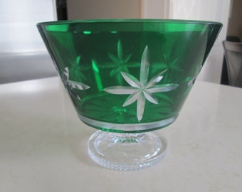Waterford Marquis Crystal Pedestal Bowl