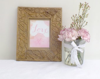 Love - Postcard Print