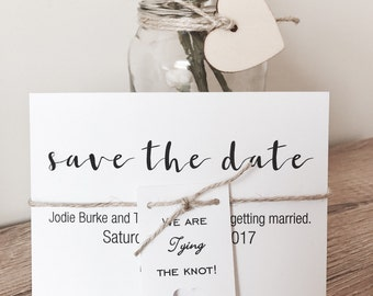 Wedding Save The Date cards Invitations
