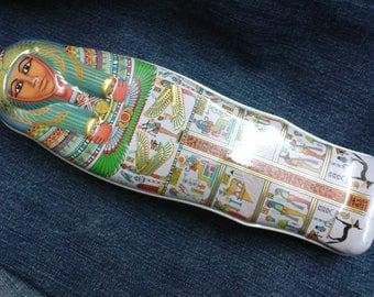 Egyptian Sarcophagus Pencil Tin