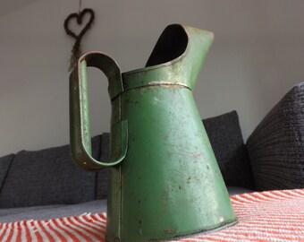 Vintage metal  jug