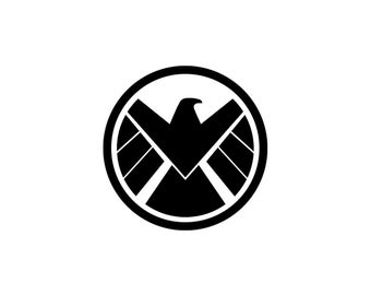 Agents of SHIELD Decal, Marvel, Marvel decal, Hawkeye Marvel, Hawkeye Decal, Marvel