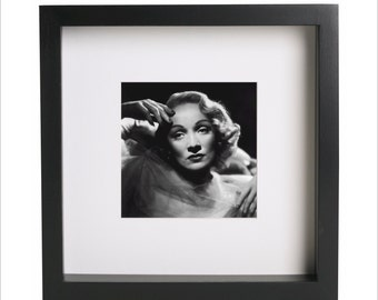 Marlene Dietrich photo print   Use in IKEA Ribba frame   Looks great framed for gift   Free Shipping   #4